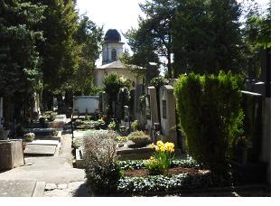 Friedhof Pfarre St Christoph